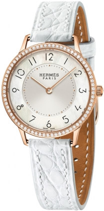 Hermes Slim d'Hermes MM Quartz 32mm 041768ww00