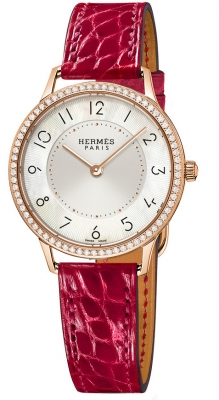 Hermes Slim d'Hermes MM Quartz 32mm 041769ww00