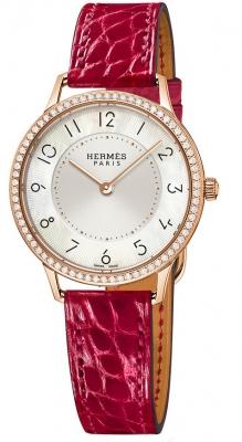 Hermes Slim d'Hermes MM Quartz 32mm w041769ww00