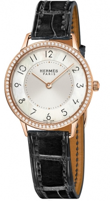 Hermes Slim d'Hermes MM Quartz 32mm 041771ww00