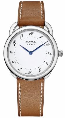 Hermes Arceau Quartz MM 36mm 042771ww00