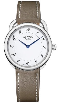 Hermes Arceau Quartz MM 36mm 042943ww00