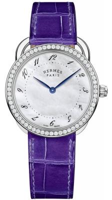 Hermes Arceau Quartz MM 36mm 042949ww00