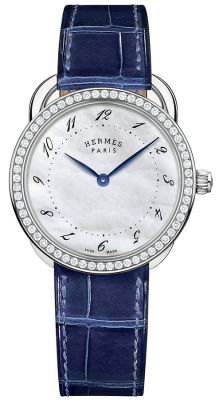 Hermes Arceau Quartz MM 36mm 042950ww00