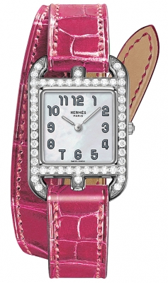 Hermes Cape Cod Quartz Small PM 043629ww00