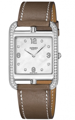 Hermes Cape Cod Quartz Medium GM 044218ww00