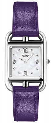 Hermes Cape Cod Quartz Small PM 044292ww00