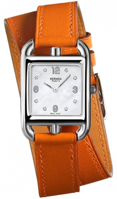 Hermes Cape Cod Quartz 23mm 044313ww00