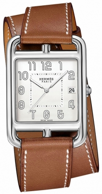 Hermes Cape Cod Quartz 33mm 044345ww00