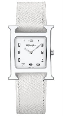 Hermes H Hour Quartz 26mm 044848ww00