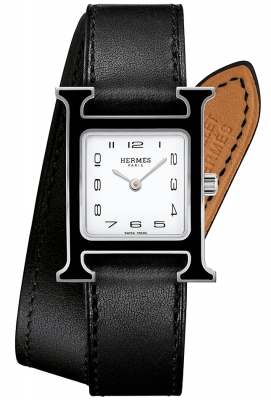 Hermes H Hour Quartz 21mm 044930ww00