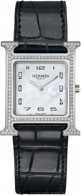 Hermes H Hour Quartz 26mm 046519ww00
