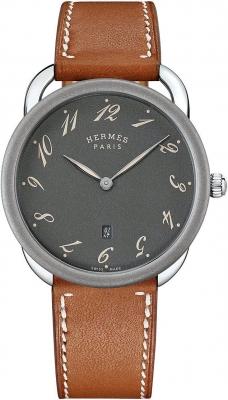 Hermes Arceau Quartz TGM 40mm 047360WW00