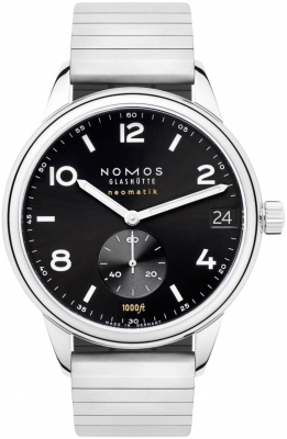 Nomos Glashutte Club Sport Neomatik Date 42mm 781