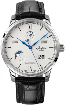Glashutte Original Senator Excellence Perpetual Calendar 42mm 1-36-02-01-02-30