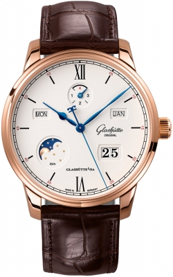Glashutte Original Senator Excellence Perpetual Calendar 42mm 1-36-02-02-05-30
