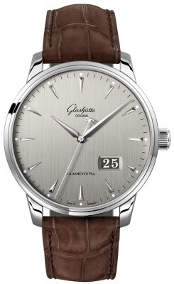 Glashutte Original Senator Excellence Panorama Date 42mm 1-36-03-03-02-31