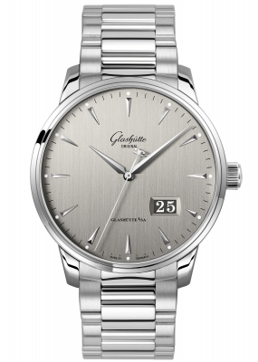 Glashutte Original Senator Excellence Panorama Date 42mm 1-36-03-03-02-70