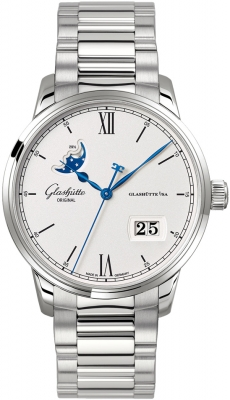 Glashutte Original Senator Excellence Panorama Date Moonphase 40mm 1-36-04-01-02-70