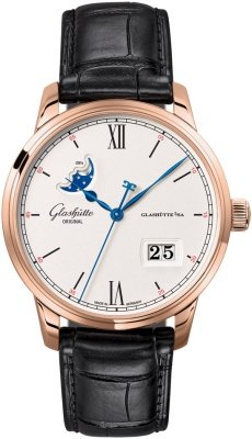 Glashutte Original Senator Excellence Panorama Date Moonphase 40mm 1-36-04-02-05-30