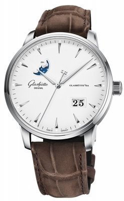 Glashutte Original Senator Excellence Panorama Date Moonphase 40mm 1-36-04-05-02-31