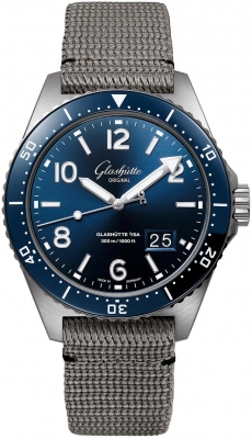 Glashutte Original SeaQ Panorama Date 43.2mm 1-36-13-02-81-08