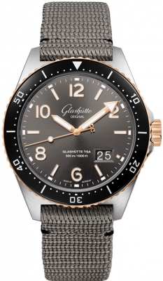 Glashutte Original SeaQ Panorama Date 43.2mm 1-36-13-04-91-08