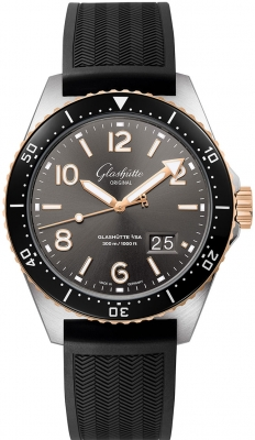 Glashutte Original SeaQ Panorama Date 43.2mm 1-36-13-04-91-33