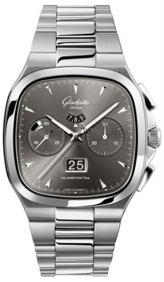 Glashutte Original Seventies Chronograph Panorama Date 1-37-02-01-02-70