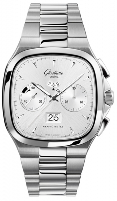 Glashutte Original Seventies Chronograph Panorama Date 1-37-02-02-02-70