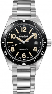 Glashutte Original SeaQ Automatic 39.5mm 1-39-11-06-80-70