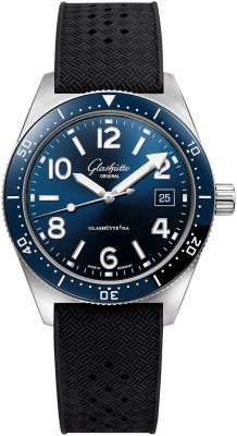 Glashutte Original SeaQ Automatic 39.5mm 1-39-11-09-81-33