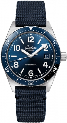 Glashutte Original SeaQ Automatic 39.5mm 1-39-11-09-81-34