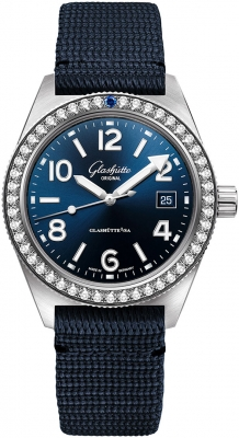 Glashutte Original SeaQ Automatic 39.5mm 1-39-11-09-82-08