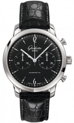 Glashutte Original Senator Sixties Chronograph 39-34-02-22-04