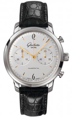 Glashutte Original Senator Sixties Chronograph 39-34-03-22-04