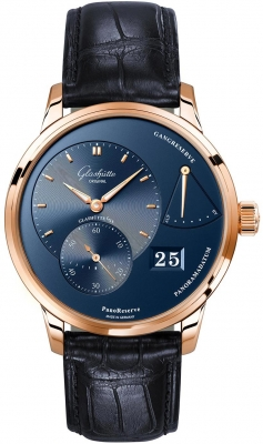 Glashutte Original PanoReserve Manual Wind 40mm 1-65-01-04-15-01