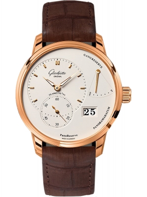 Glashutte Original PanoReserve Manual Wind 40mm 1-65-01-25-15-05