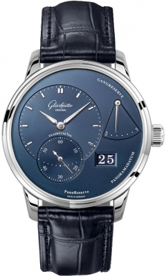 Glashutte Original PanoReserve Manual Wind 40mm 1-65-01-26-12-35