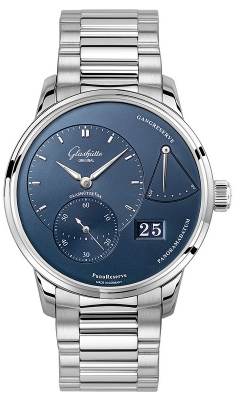 Glashutte Original PanoReserve Manual Wind 40mm 1-65-01-26-12-70