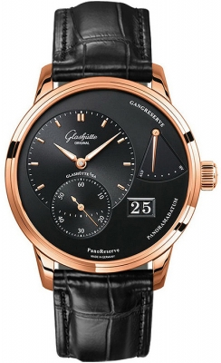 Glashutte Original PanoReserve Manual Wind 40mm 1-65-01-29-15-30