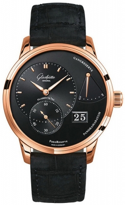 Glashutte Original PanoReserve Manual Wind 40mm 1-65-01-29-15-31