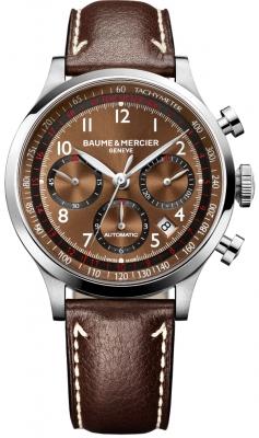 Baume & Mercier Capeland Chronograph 42mm 10002