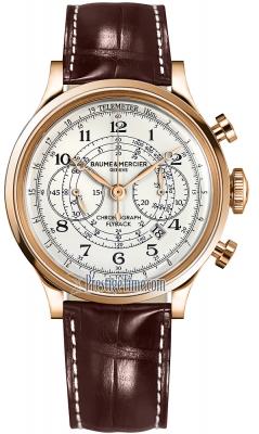 Baume & Mercier Capeland Flyback Chronograph 44mm 10007