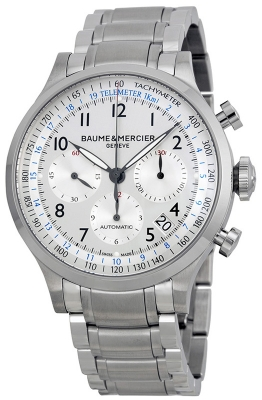 Baume & Mercier Capeland Chronograph 44mm 10064