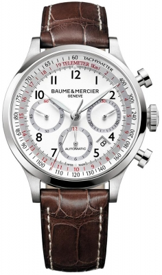 Baume & Mercier Capeland Chronograph 42mm 10082