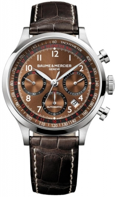 Baume & Mercier Capeland Chronograph 42mm 10083
