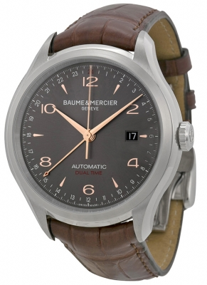 Baume & Mercier Clifton Automatic Dual Time 43mm 10111