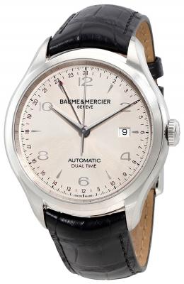 Baume & Mercier Clifton Automatic Dual Time 43mm 10112