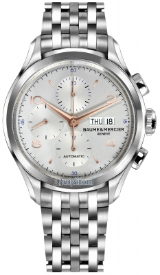 Baume & Mercier Clifton Chronograph Day Date 10130
